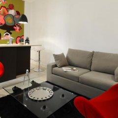 Апартаменты HELZEAR Montorgueil Marais Apartments комната для гостей фото 5