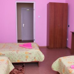 Хостел Бор комната для гостей