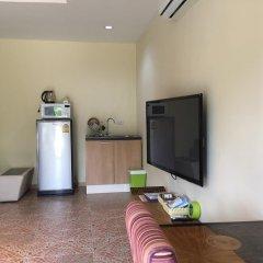 Отель Kamala Tropical Garden 3* Студия с двуспальной кроватью фото 7