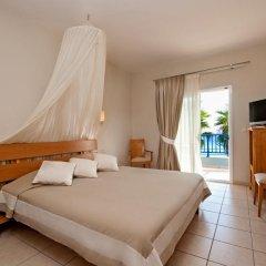 Отель Antigoni Beach Resort 4* Стандартный номер с двуспальной кроватью фото 5