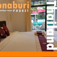 Отель Monaburi Boutique Resort детские мероприятия