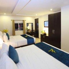Sunrise Central Hotel 3* Стандартный семейный номер с двуспальной кроватью фото 5
