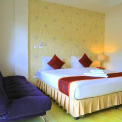 Отель Chaweng Park Place 2* Улучшенный номер с различными типами кроватей фото 7