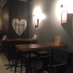 Chillulu Coffee & Hostel интерьер отеля
