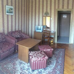 Отель Olymp комната для гостей фото 5