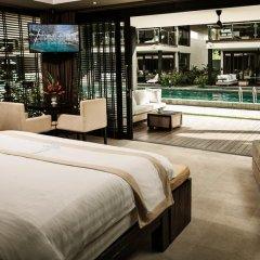 Отель Nikki Beach Resort 5* Люкс с различными типами кроватей фото 34