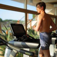 Sueno Hotels Golf Belek Турция, Белек - отзывы, цены и фото номеров - забронировать отель Sueno Hotels Golf Belek - All Inclusive онлайн фитнесс-зал фото 2