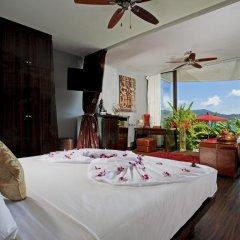 Отель IndoChine Resort & Villas 4* Улучшенный номер с разными типами кроватей