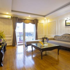 Hoian Sincerity Hotel & Spa 4* Люкс с различными типами кроватей фото 10