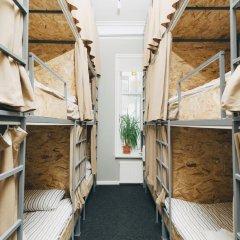 Хостел Bliss Кровать в общем номере с двухъярусной кроватью фото 5