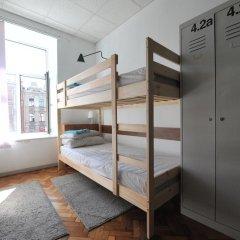 Хостел Архитектор Стандартный номер с различными типами кроватей фото 4