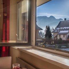 Отель Apartamenty Butorowy Польша, Косцелиско - отзывы, цены и фото номеров - забронировать отель Apartamenty Butorowy онлайн балкон
