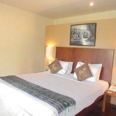 Отель Biyukukung Suite & Spa 4* Номер Делюкс с различными типами кроватей фото 12