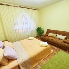 Гостевой Дом Снежный Барс комната для гостей фото 4