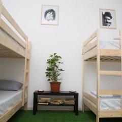 Хостел Bla Bla Hostel Rostov Кровать в мужском общем номере с двухъярусной кроватью фото 17