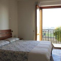 Отель Abbadia 14 Озимо комната для гостей
