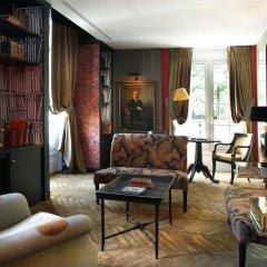 Отель Saint James Paris 5* Президентский люкс с различными типами кроватей фото 14