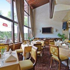 Отель Edelweiss Болгария, Казанлак - отзывы, цены и фото номеров - забронировать отель Edelweiss онлайн питание фото 3