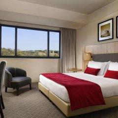 Отель A.Roma Lifestyle 4* Номер Делюкс с двуспальной кроватью фото 3
