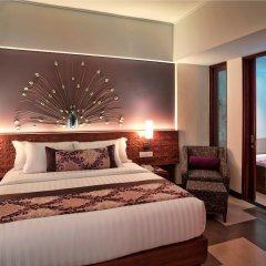 Sun Island Hotel Kuta 4* Номер Делюкс с различными типами кроватей фото 2
