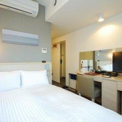 Отель Sotetsu Fresa Inn Tokyo-Kyobashi 3* Стандартный номер с различными типами кроватей фото 3