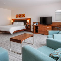 Гостиница Hilton Garden Inn Краснодар (Хилтон Гарден Инн Краснодар) 4* Улучшенный номер разные типы кроватей