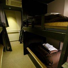 Fukuoka Hana Hostel Кровать в женском общем номере фото 4