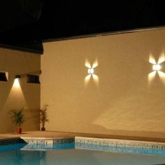 Отель Nuevo Mundo Сан-Рафаэль бассейн