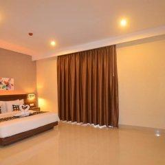 Отель Grand Barong Resort 3* Семейный люкс с двуспальной кроватью фото 7