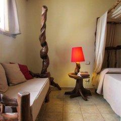 Отель Masseria Quis Ut Deus 4* Стандартный номер фото 8