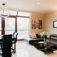 Отель EXCLUSIVE Aparthotel Улучшенные апартаменты с различными типами кроватей фото 21