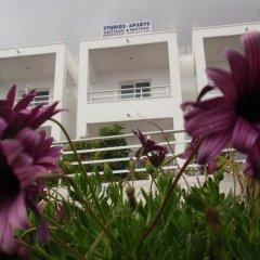 Отель Antouan Matina Студия фото 34