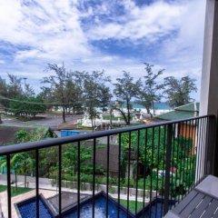 Отель Sugar Marina Resort - ART - Karon Beach 4* Номер Делюкс с двуспальной кроватью фото 9