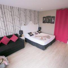 IDEAL HOTEL DESIGN 3* Стандартный семейный номер разные типы кроватей фото 13