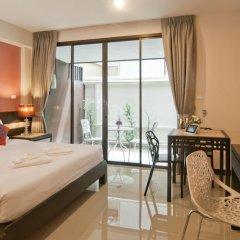 Отель Rattana Residence Thalang 3* Номер Делюкс с различными типами кроватей фото 8