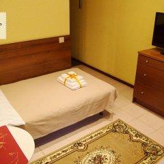 Класс Отель 2* Стандартный номер с 2 отдельными кроватями фото 6