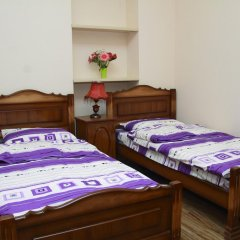 Inter Hostel Номер с различными типами кроватей (общая ванная комната) фото 2