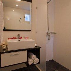 Отель Piskopiano Village Греция, Арханес-Астерусия - отзывы, цены и фото номеров - забронировать отель Piskopiano Village онлайн ванная фото 2