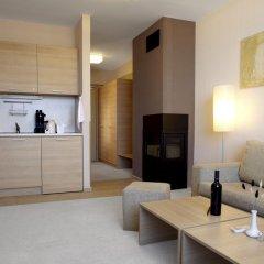 Отель Lucky Bansko Aparthotel SPA & Relax 5* Студия разные типы кроватей фото 3