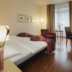 Movenpick Hotel München Airport 4* Стандартный семейный номер с двуспальной кроватью фото 2