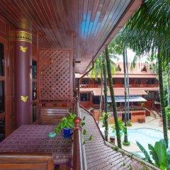 Отель Royal Phawadee Village 4* Люкс повышенной комфортности фото 7