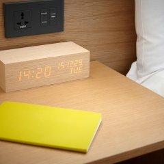 Отель L7 Myeongdong by LOTTE 4* Стандартный номер с различными типами кроватей фото 6