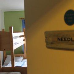 YHA Littlehampton - Hostel Кровать в общем номере с двухъярусной кроватью
