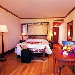 Отель InterContinental Resort Tahiti 4* Стандартный номер с различными типами кроватей