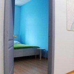 Fantomas Hostel Номер Эконом двуспальная кровать фото 14