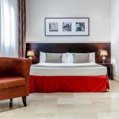 Hotel Exe Suites 33 3* Стандартный номер с различными типами кроватей
