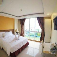 Отель The Melrose 3* Номер Делюкс с различными типами кроватей