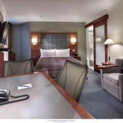 Отель Club Quarters, Central Loop 4* Улучшенный номер с различными типами кроватей фото 6