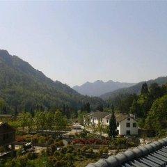 Отель Jinggangshan Shihui Farmstay балкон