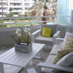 Отель Coral Beach Aparthotel 4* Улучшенные апартаменты с 2 отдельными кроватями фото 16